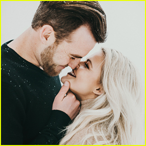 Witney Carson's Wedding Will Be In January!