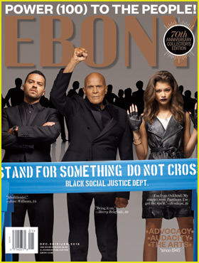 Zendaya Talks Pride & Strength for 'Ebony' Magazine Cover