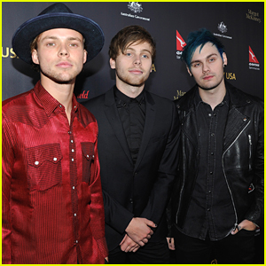 5 Seconds of Summer Hit G'Day Los Angeles Gala Without Calum Hood