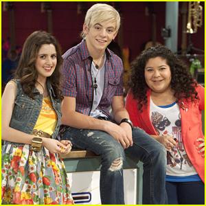Ross Lynch, Raini Rodriguez & Laura Marano Share Favorite Austin & Ally Episodes For 'Throwback Thursday'