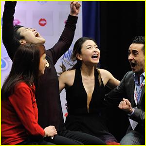 Alex & Maia Shibutani WIN Ice Dance Title at US National Championships 2016