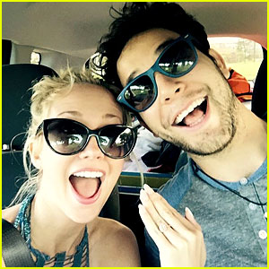 'Pitch Perfect' Co-Stars Anna Camp & Skylar Astin Announce Engagement!