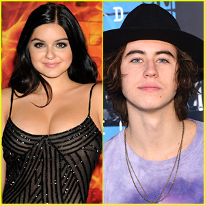 Ariel Winter Asks Nash Grier Why He Has Fans After 'FavNashVid' Trends