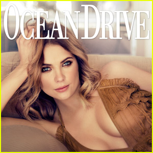 Ashley Benson Talks Partying in Miami With Selena Gomez
