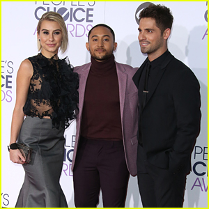 Chelsea Kane, Jean-Luc Bilodeau & Tahj Mowry Send Love to 'Baby Daddy' Fans After PCAs 2016