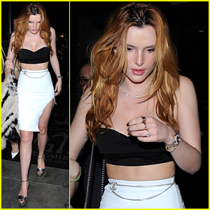 Bella Thorne Tried On 10 Outfits Before Deciding On One For Dinner Party