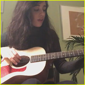 Camila Cabello Nails Cover of 'Stressed Out' - Watch Now!