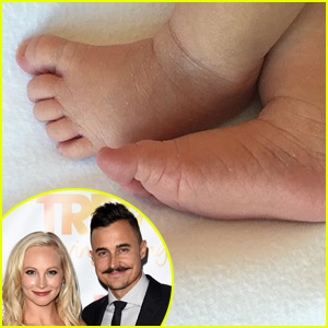 Candice King & Husband Joe Welcome Daughter Florence May!