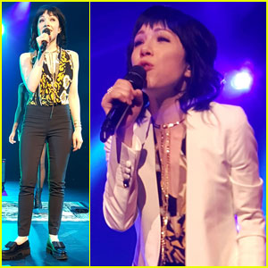 Carly Rae Jepsen Talks Prepping for Playing Frenchy in 'Grease Live'