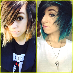 Christina Grimmie Changes Hair Before Going on Tour With Rachel Platten