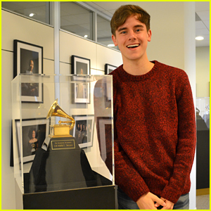 Connor Franta Joins The Recording Academy Ahead of Grammys 2016