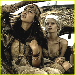 Courtney Eaton Reacts To 'Mad Max Fury Road' Oscar Nominations
