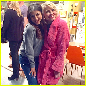 Daniella Monet Reunites With Chelsea Kane for 'Baby Daddy'