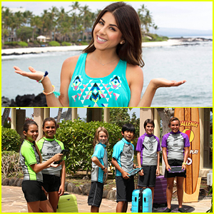 Daniella Monet To Host Nick's New Competition Show, 'Paradise Run'!