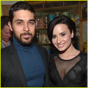 Demi Lovato & Wilmer Valderrama Celebrate Sixth Anniversary
