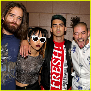 DNCE Set to Appear in 'Grease: Live' as Johnny Casino & The Gamblers!