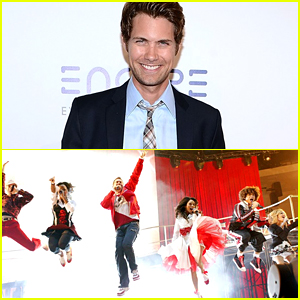 Drew Seeley Defends His Involvement In 'High School Musical' On Twitter