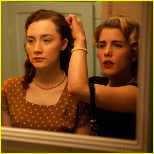 Emily Bett Rickards Reacts To 'Brooklyn' Oscars Nomination