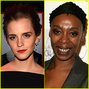 Emma Watson Comments on Casting of 'Cursed Child's Hermione!