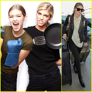 Gigi Hadid To Compete on Fox's MasterChef Celebrity Showdown on Monday!