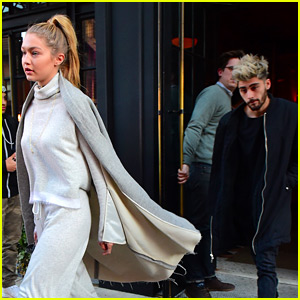 Zayn Malik Searches for NYC Apartments with Girlfriend Gigi Hadid!