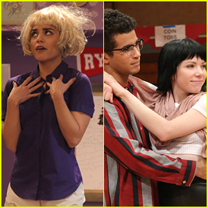 Vanessa Hudgens & Carlos PenaVega: New 'Grease: Live' Behind-The-Scenes Pics Unveiled!