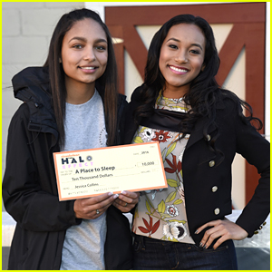 Watch A Sneak Peek From Nickelodeon's 'The HALO Effect' Now, Hosted by Sydney Park!