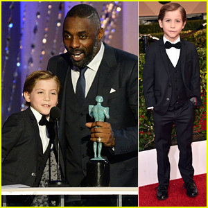 Jacob Tremblay Steals The Show at SAG Awards & Meets Leonardo DiCaprio