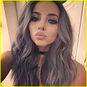 Little Mix's Jade Thirlwall Has Gone Gray!