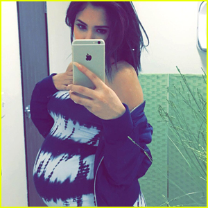 Jasmine V Shows Off Growing Baby Bump in New Instagram