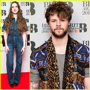 Jay McGuiness & Birdy Hit Up BRIT Awards Nominations Launch Event (Full Nominations List!)
