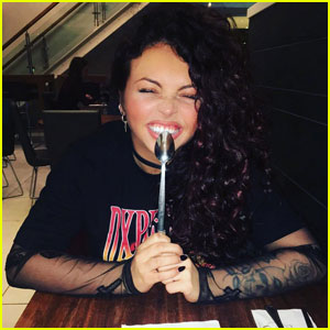Jesy Nelson Shares Cute Photos From Dinner Date With Fiance Jake Roche