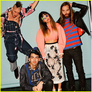 Joe Jonas Sends Message to Jonas Brothers Fans in DNCE 'Nylon' Feature