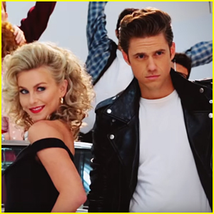 Vanessa Hudgens & Julianne Hough Get Ready For 'Grease: Live' In New Promo Vid - Watch Now!