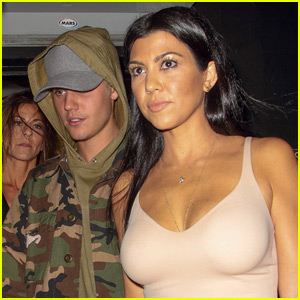 Is Justin Bieber Hooking Up With Kourtney Kardashian Again?
