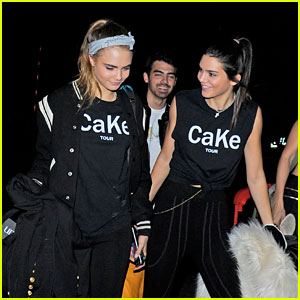 Kendall Jenner & Cara Delevingne Have Plans to Launch 'CaKe' Clothing Line