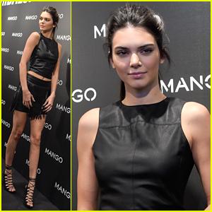 Kendall Jenner Steps Out For Mango Tribal Spirit Campaign Launch After Social Media Backlash