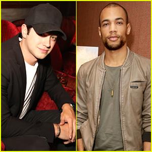 Kendrick Sampson & Chris Galya Hit Up 'Jane Got A Gun' West Coast Screening