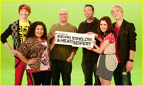 'Austin & Ally' Creators Kevin Kopelow & Heath Seifert On The Cast: 'They Were All Perfect For Their Characters'