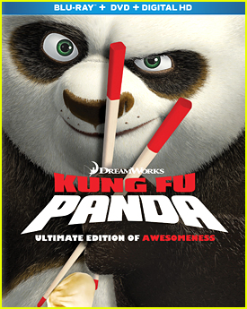 Kung Fu Panda's Po Is The Clumsiest Panda Ever - Watch A Bonus Feature From The New Bluray!