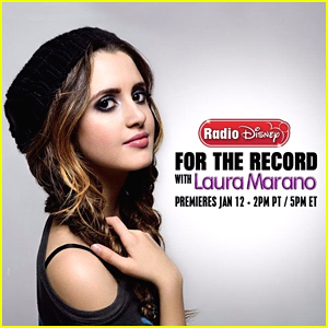 Laura Marano: For The Record Episode One - Listen Now!