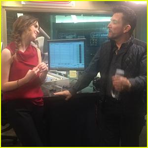 Laura Marano & Voice Coach Eric Vetro Talk Vocal Training On 'For The Record'