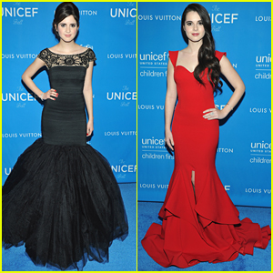 Laura & Vanessa Marano Step Out For UNICEF Ball 2016 - See Their Glam Looks!