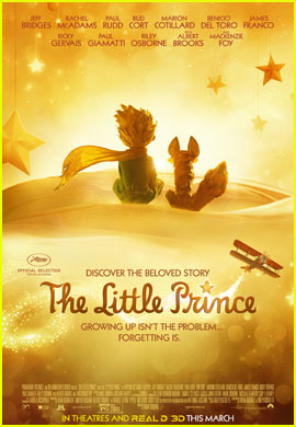'The Little Prince' Gets a Cute New Poster!