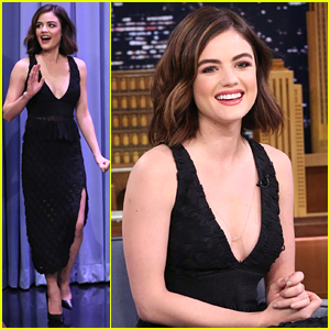Lucy Hale Had To Take Accent Reduction Classes For Her Southern Drawl