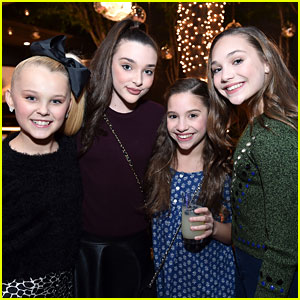 Maddie Ziegler Joins 'Dance Moms' Crew at JJJ's 'Star Darlings' Dinner!
