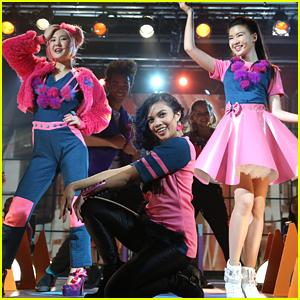 'Make It Pop' Cast Performs 'Rock The Show', 'Misfits' & More - Watch Now!