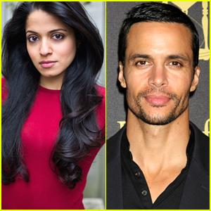 'Vampire Diaries' & 'Originals' Add Mouzam Makkar & Matt Cedeno For Guest Spots
