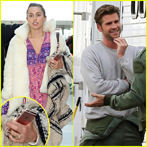 Miley Cyrus & Liam Hemsworth: Liam's Brother Chris Weighs In