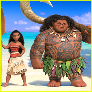 First Footage From Disney's 'Moana' Is Here - Watch The Video!